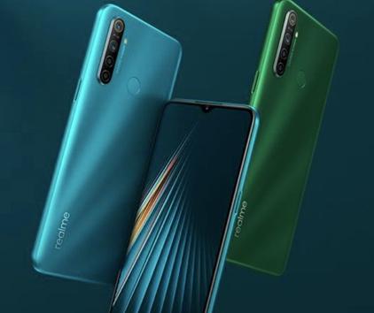 realme 5i手机正式发布:搭载骁龙665