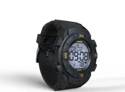 联想推出Ego智能手表:续航约20天