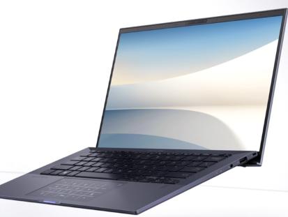 华硕推出ExpertBook笔记本:硬盘支持RAID 0/1