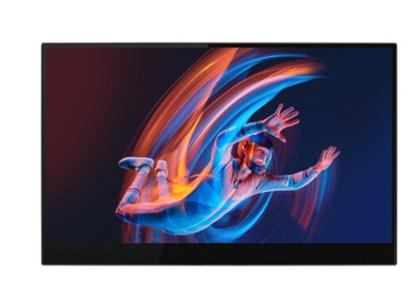 雷神推出15.6英寸外接显示器:FHD/支持触控