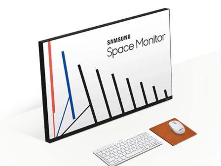 三星上架新款Space显示器:首发价3049元