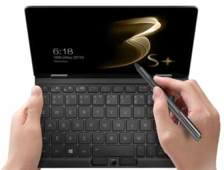 壹号本 One Mix 3s+ 笔记本电脑上架开售:袖珍易携带