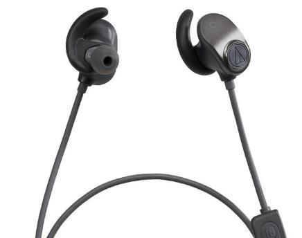 铁三角发布 ATH-SPORT60BT、ATH-SPORT90BT 颈挂式无线耳机