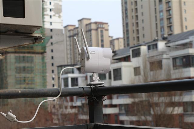 百元户外安防产品体验,米家生态链系列xiaovv户外摄像机